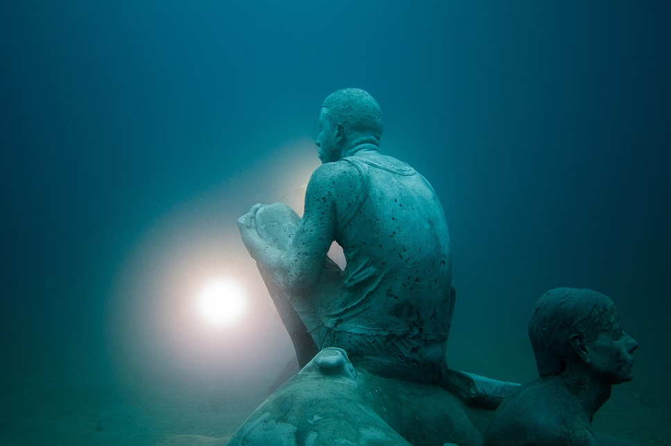 museu submerso