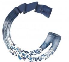 reciclar roupa ganga