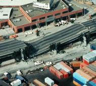 Cypress terramoto estrada