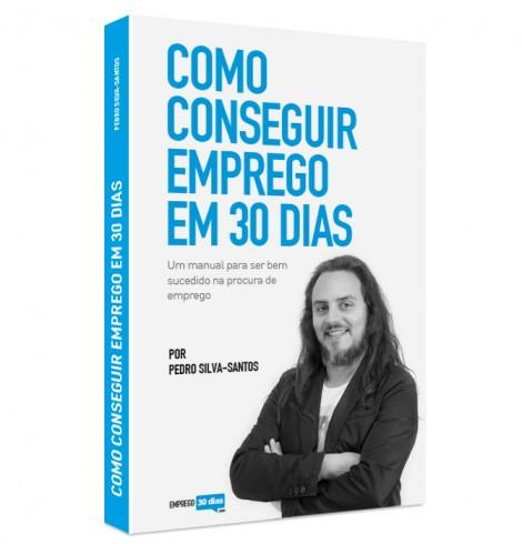 Livro destaque WordPress - Como conseguir emprego em 30 dias