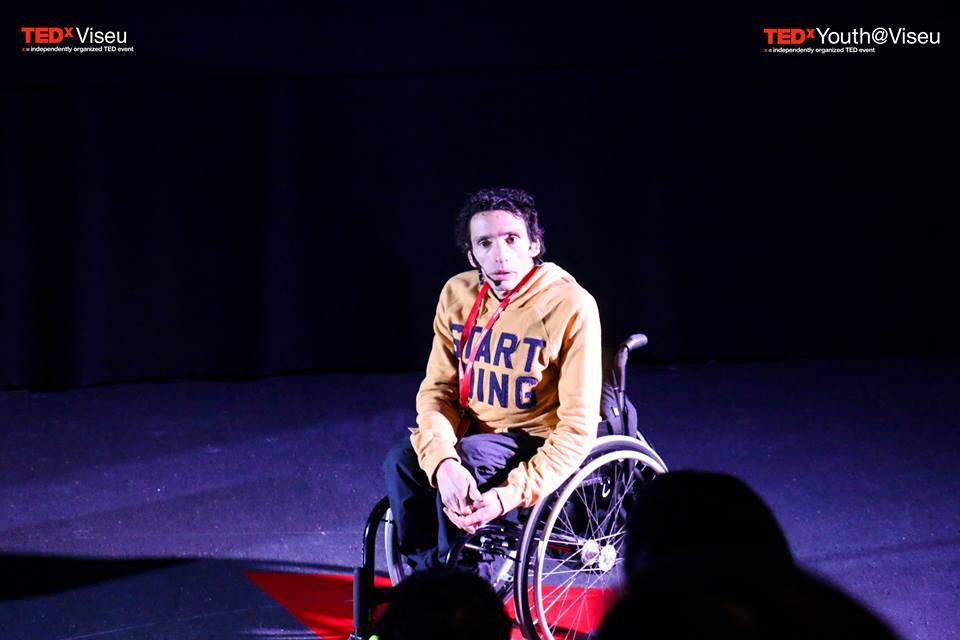 Mário Trindade TEDx Viseu