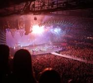 palco concerto vida