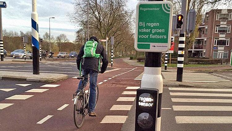 roterdão semáforos inteligentes