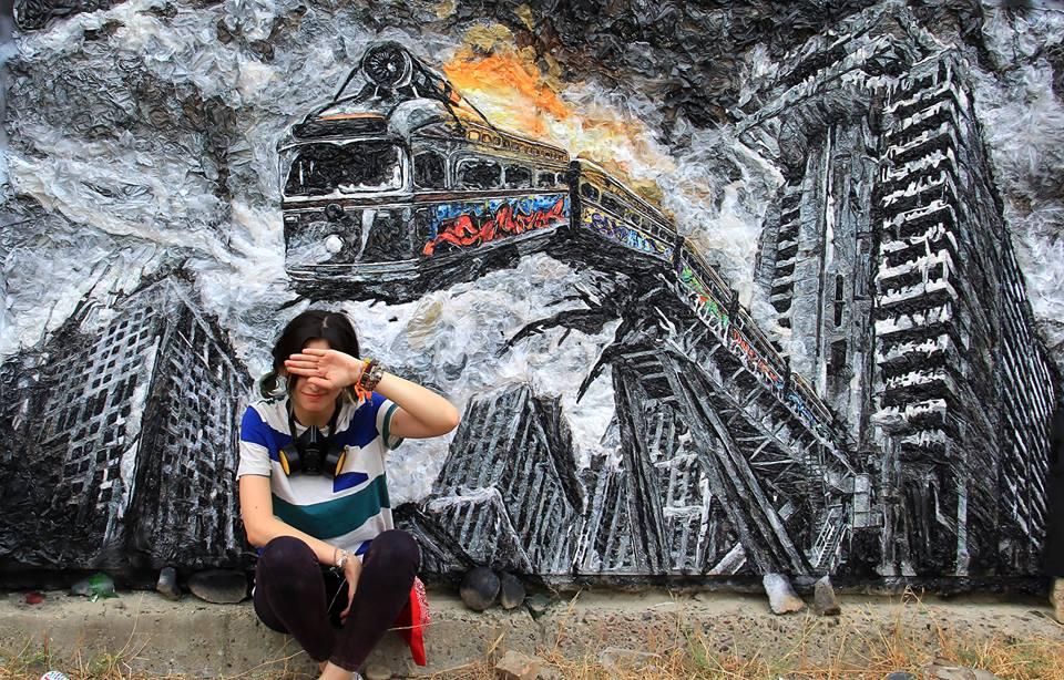 street art comboio nazrin musayeva