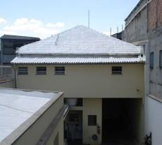 tinta térmica telhado