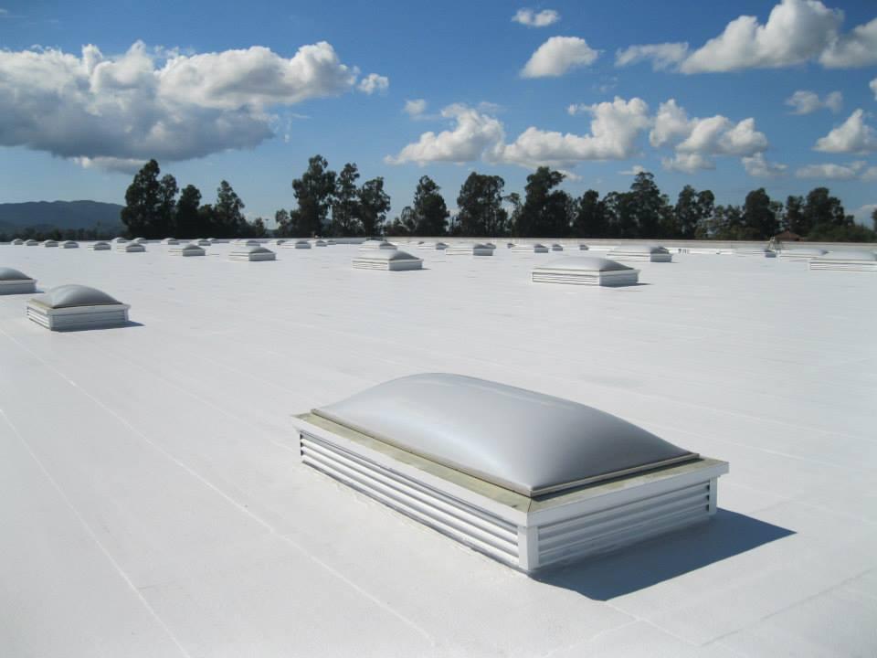 tinta térmica telhado ar condicionado