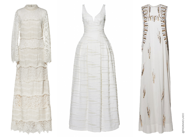 vestidos de noiva sustentáveis