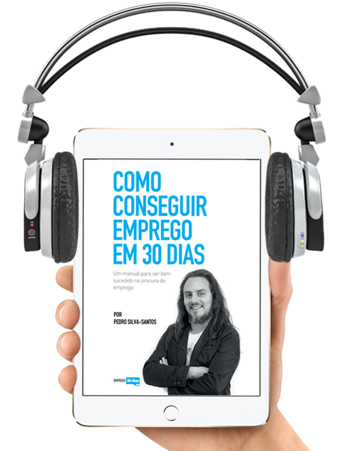 Audio Livro Como conseguir emprego em 30 dias