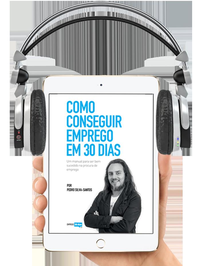 Audio Livro Como conseguir emprego em 30 dias