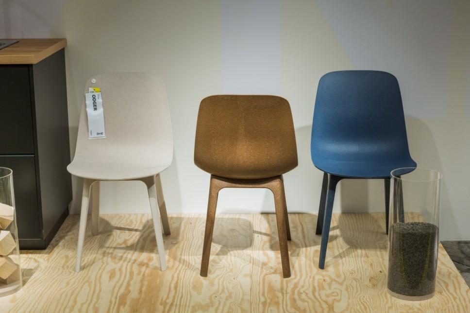 IKEA móveis reciclados