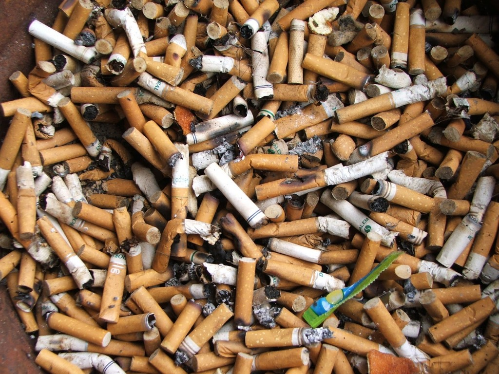 Tijolo Cigarro