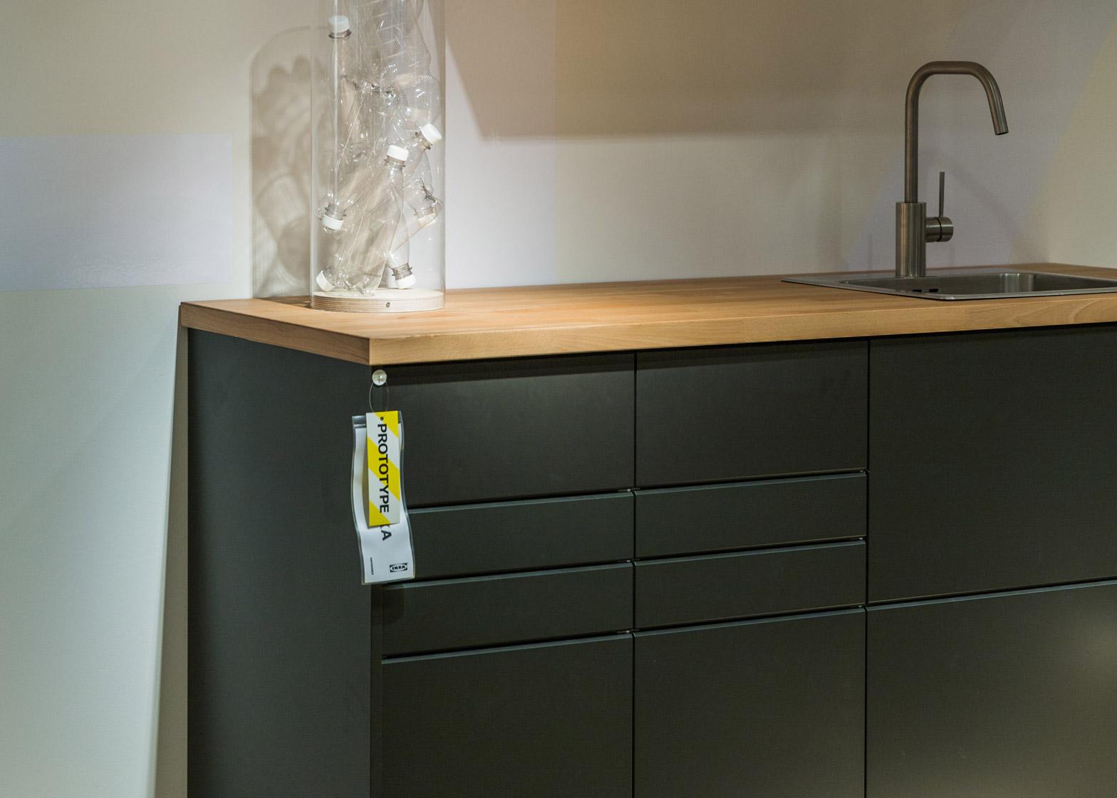 Ikea - móveis reciclados