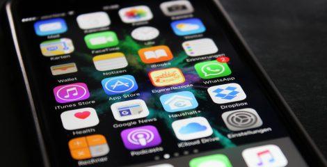 3 apps que uso diariamente no meu telemóvel