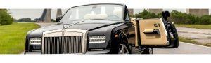 Rolls-Royce Drophead Coupé - segundo carro com seguro automóvel mais caro